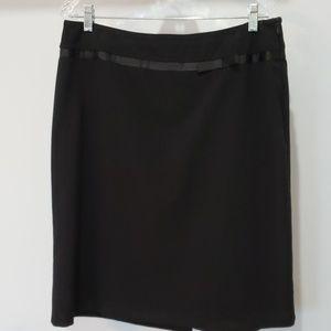 Dresses & Skirts - Black A-Line Skirt